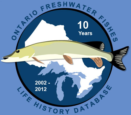 Ontario Freshwater Fishes Life History Database